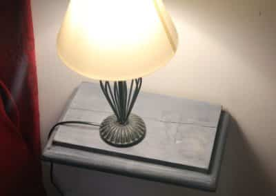 Ambiance de la chambre