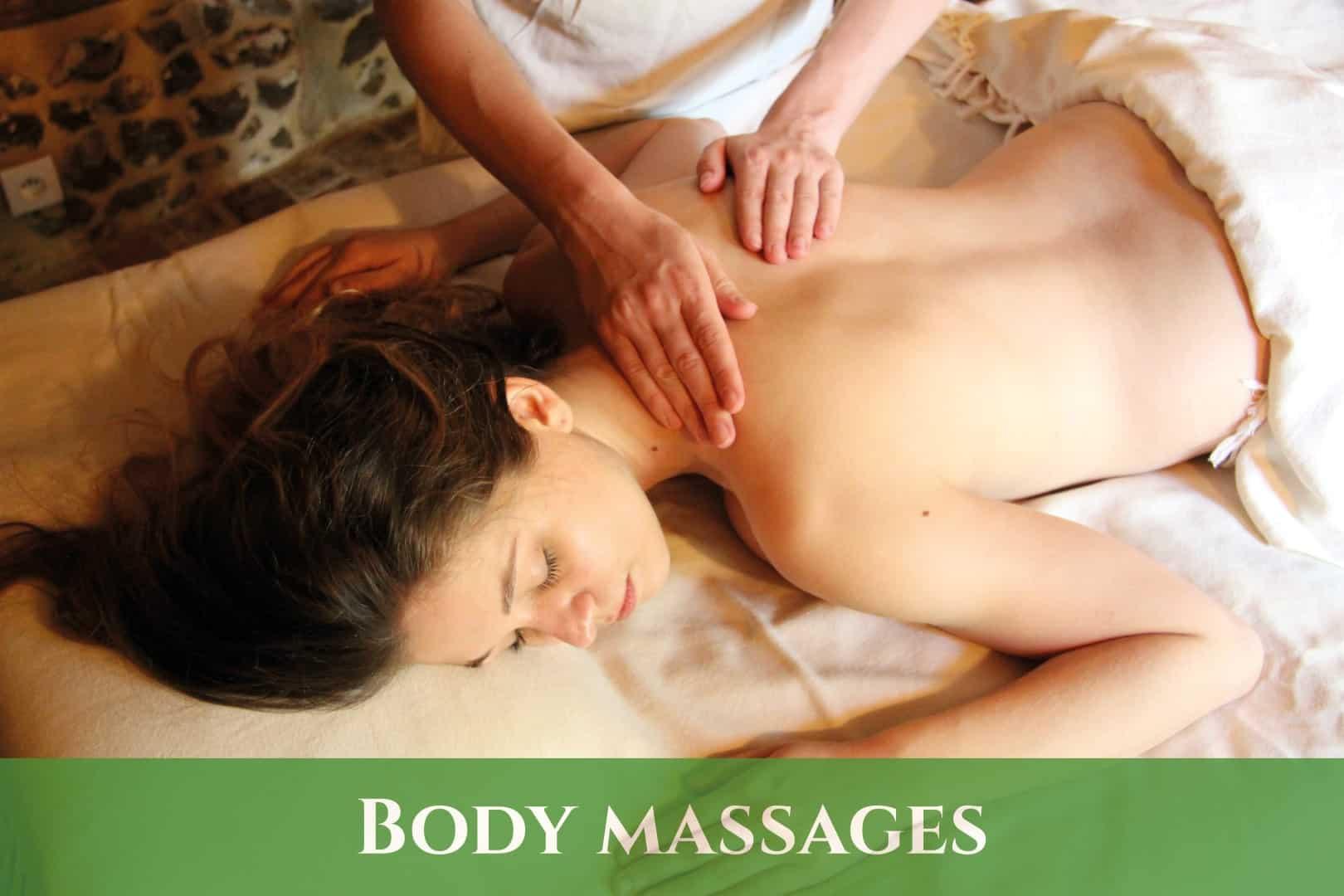 Body massages_Pommenial de la Hérissonnière